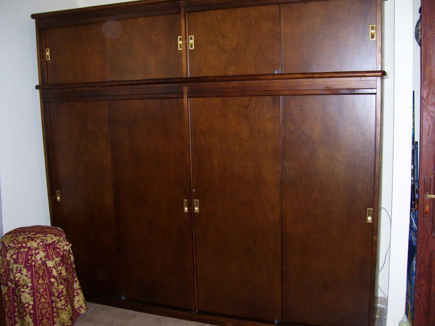 Placares de dormitorios a medida omb muebles uruguay for Muebles de dormitorio uruguay