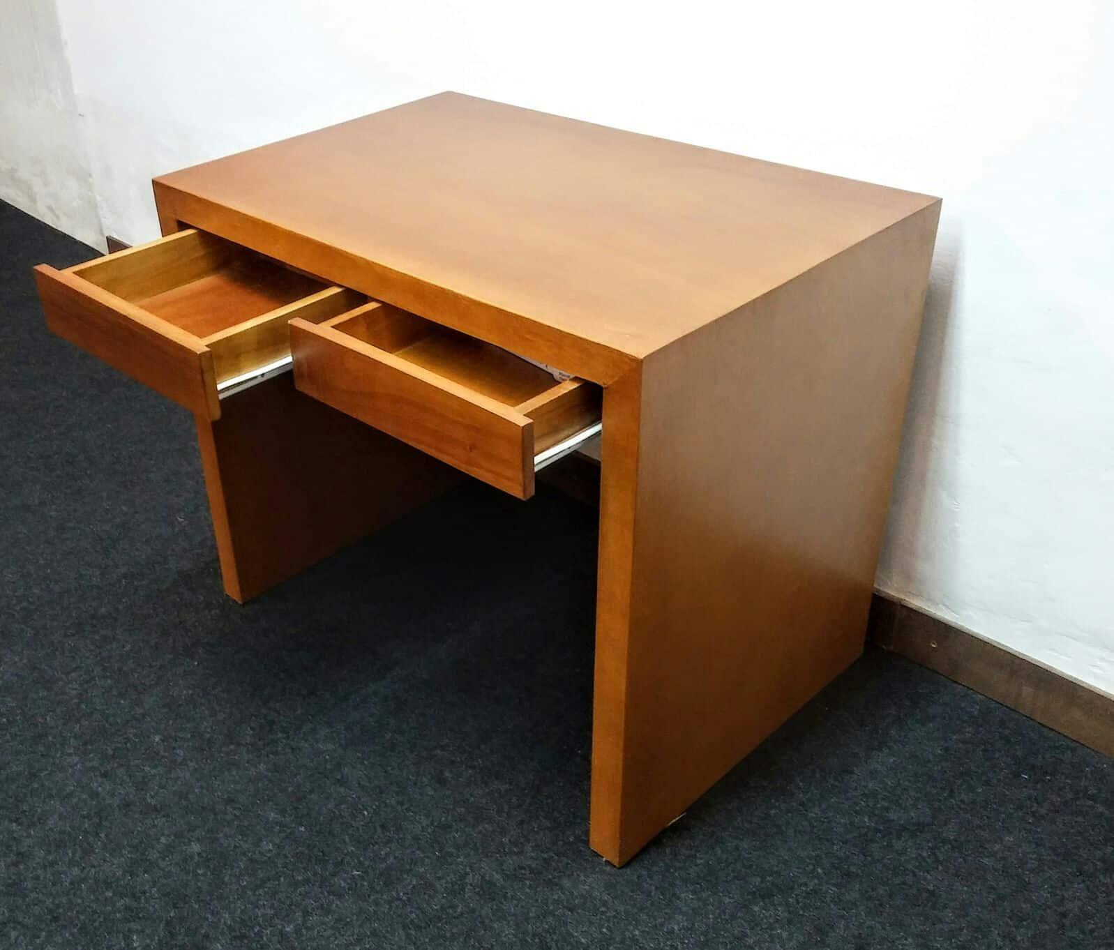 Escritorio con cajones en madera omb muebles uruguay - Escritorio cajones ...